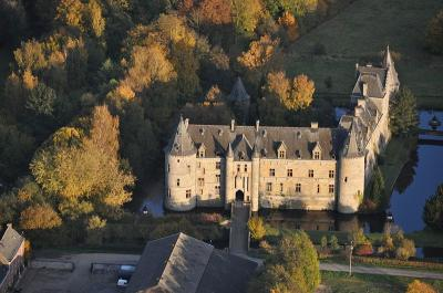 Fallais chateau