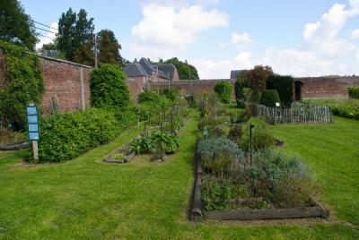 Jardin des plantes de pitet